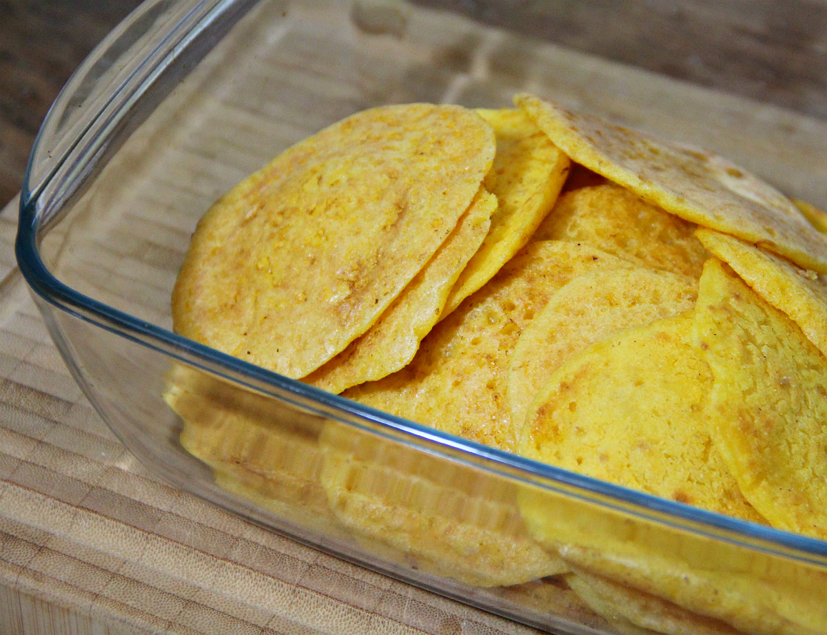 Cherokee Corn Pones / Johnny Cakes - The Vegan Eskimo