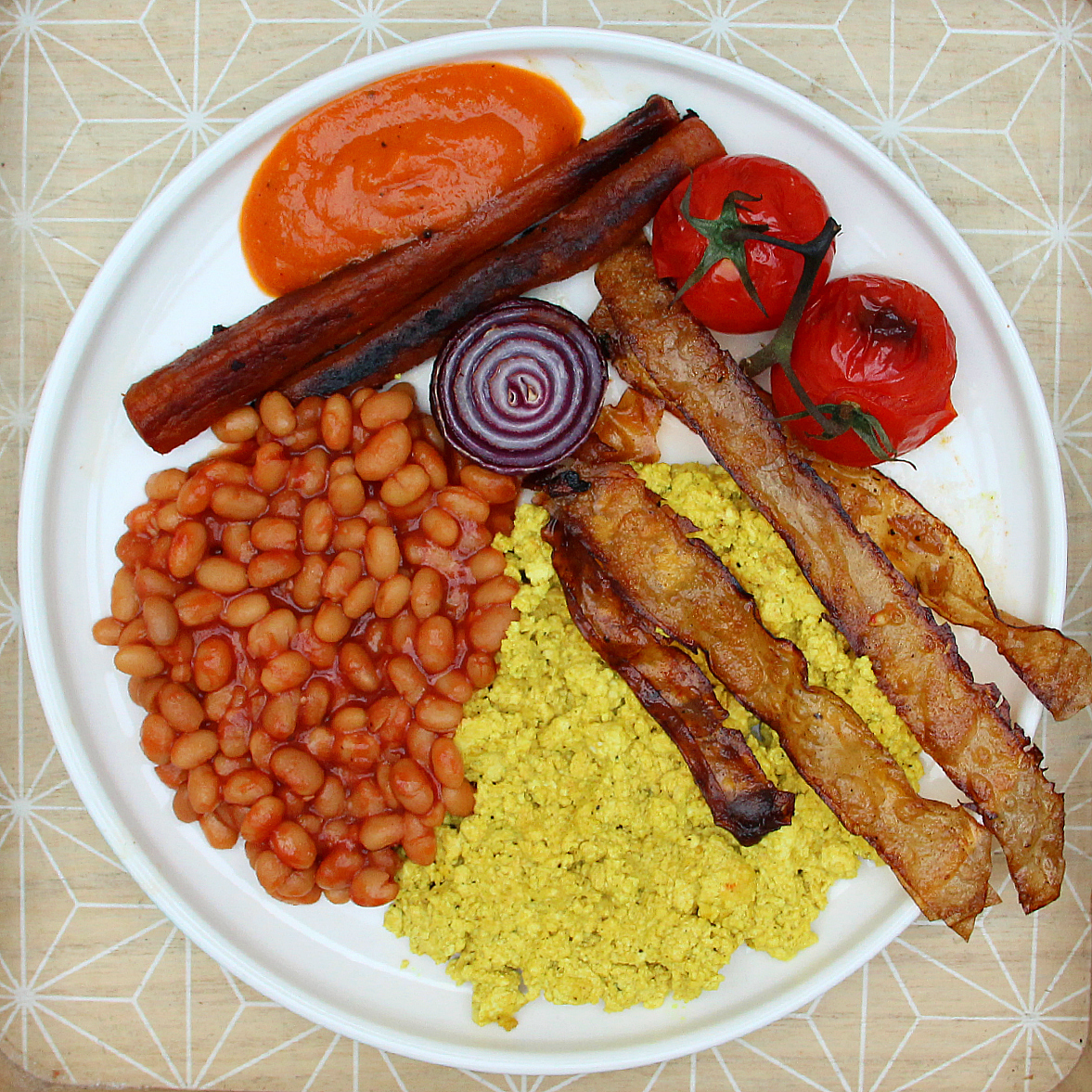 Vegan English Breakfast - The Vegan Eskimo