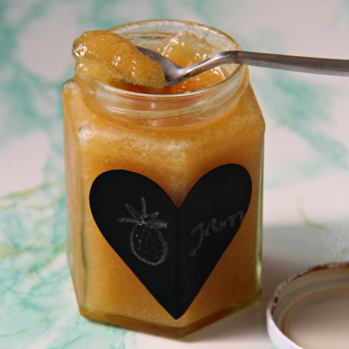 Pineapple Jam - The Vegan Eskimo