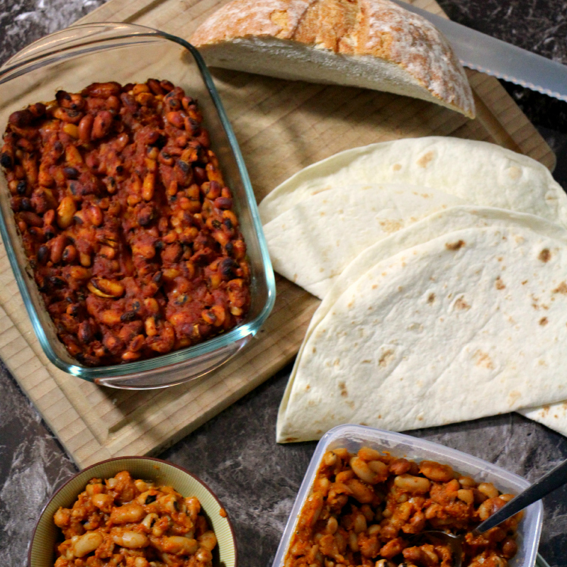 Vegan Baked Beans From Scratch - The Vegan Eskimo