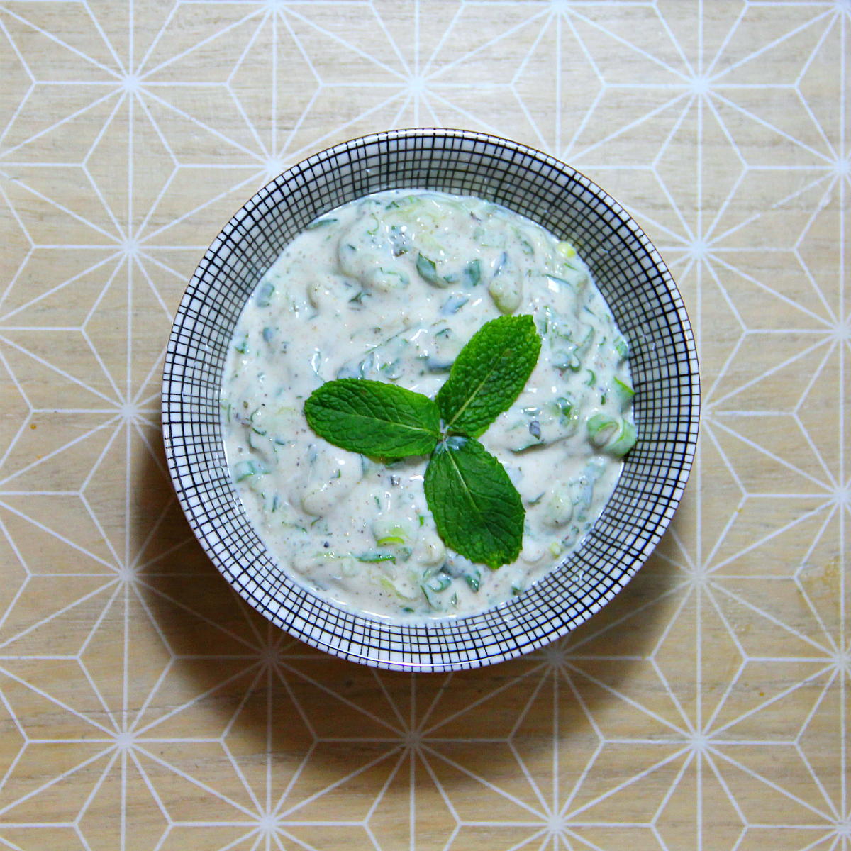 Vegan Raita - The Vegan Eskimo